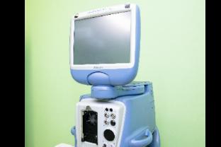 ・網膜光断層計 OCT,OCTA